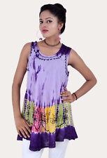 Lot of 5 Pcs Fashion Summer Women Casual Ladies Shirts