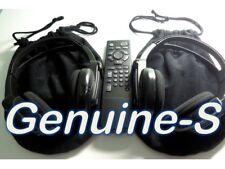 2009- 2012 Infiniti Qx56 Fx Ex Jx Car Entertainment (1) Remote & (2) Headphones