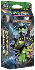 60-Card Zygarde Battle Ruler Pokemon XY10 Fates Collide Theme Deck Holo Playmat+