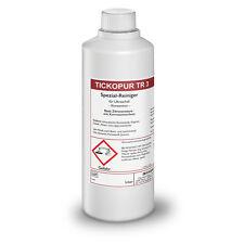 Tickopur TR 3  Spezial-Reiniger für Ultraschall 1 Ltr. Reinigungskonzentrat