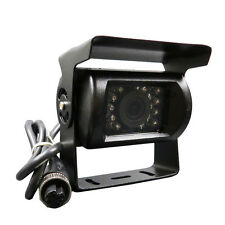4 Pin SONY IR Night Vision Waterproof Car Rear View Reverse Backup Camera