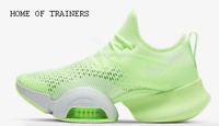 Nike Air Zoom SuperRep Barely Volt White Volt Girls Women's Trainers All Sizes