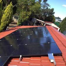 5 kw Premium Solar System with SMA German Inver 20 Jinko  Panels Fully Installed
