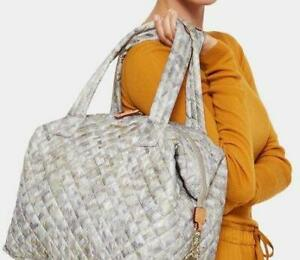 GUC MZ WALLACE QUILTED LARGE SUTTON BASKETWEAVE PATTERN-SOLD OUT IN STORES
