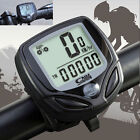 Bicycle Bike Waterproof LCD Digital Cycle Computer Speedometer Odometer Wireless