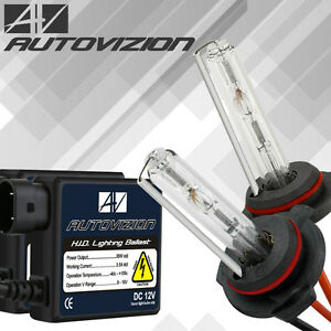 HID Xenon Headlight Fog Light Hi/Low Beam KIT H1/H3/H4/H7/H11/9005/9006/880/9004