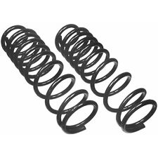 For Jeep Grand Cherokee Wagoneer Front Variable Rate 126 Coil Spring Set Moog
