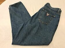 Guess American Tradition 100% Cotton JEANS MEN SIZE 32 X 27 Med Wash, 105054
