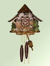 Orologio a pendolo KU 3492 cucu cucù foresta nera made in germany  - Rotex