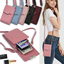 Mini Cross-body Shoulder Bag Pouch Case Belt Handbag Purse Wallet Gift For PHONE
