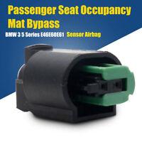 Estera de ocupación Conector sensor del asientoairbag BMW E46E39E36E38E60E61Z3