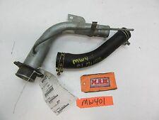 MAZDA MIATA MX5 FUEL FILLER TUBE GAS TANK HOSE METAL PIPE CAP QUARTER PANEL
