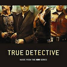 OST/TRUE DETECTIVE  CD NEUF