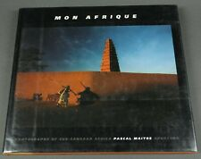 Book: Mon Afrique, Photographs Sub-Saharan Africa Pascal Maitre HB