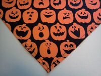 Buster Brown Dog Bandana/Scarf,Tie On Halloween Custom Made by Linda  XS S M L