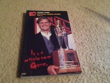 VINTAGE OFFICIAL 1996-97 CALGARY FLAMES MEDIA GUIDE