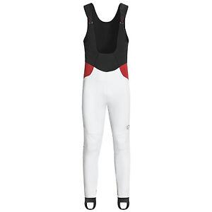 Pearl Izumi Men's P.R.O. Softshell Cycling Bib Tight White  New