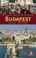 BUDAPEST Michael Müller Reiseführer 07 Stadtführer Ungarn NEU Handbuch Donau