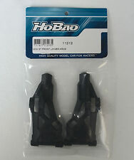 Front Lower Arms/Suspension #11212 HOBAO Hyper 10SC MINI ST USPS