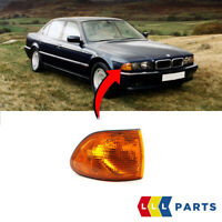 NEW BMW GENUINE E38 7 SERIES FRONT TURN SIGNAL YELLOW INDICATOR RIGHT OS 8361006