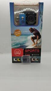 HD 1080P Action/Sport/Waterproof/GoPro Camera & Helmet Remote Kit Free SD CARD