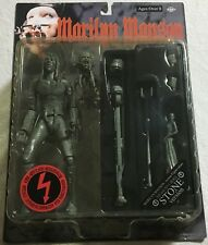 Marilyn Manson Action Figure Fa-M04 The Beautiful People Stone Ver Japan Rare