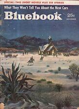 1954 Blue Book December - Tom Roan; Bigger Tailfins; Toy train; New Mexico;Judge