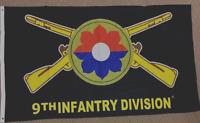 9th Infantry Division flag