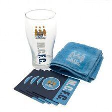 Manchester CITY FC ideograma Mini Bar Set Mercadería Oficial