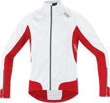 Abbigliamento bianco Gore per ciclismo taglia S