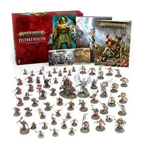 Warhammer Age Of Sigmar: Dominion Full Box Set - BNIB