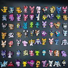 3cm mini LPS littlest pet shop cat dog baby toys lot 10pcs random no repeat