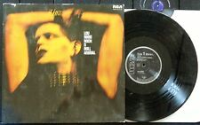 Klp109-Lou Reed-ROCK 'N' ROLL ANIMAL (NL 83664) German LP, RCA 1981