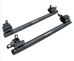 For 2019 2020 Volkswagen Touareg Electric Folding pedal side bar Nerf Bars Board