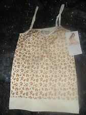 BODY WRAP EVERYDAY SLIMMERS SWEET CHEETAH SHAPING CAMISOLE (2900152) MEDIUM