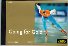 Nederland  Prestigeboekje 10 Olympische Spelen Going for Gold  (pr10)