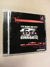Ps One Ehrgeiz PS 1 Sony Playstation Japan Import