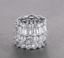 9.41 Carat All Natural Diamond Ring VS1