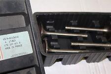 Set of 4 inlet valves 2.0 8v VW Audi Skoda Seat 078109601B New genuine VW part