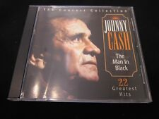 Johnny Cash - The Man In Black - Concert Collection - Near Mint - NEW CASE