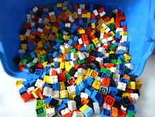 Top Zustand und sauber *** LEGO Bausteine & Bauzubehör 320 x Basic Steine 2 x 2 in verschiedene Farben LEGO Bau- & Konstruktionsspielzeug