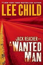 A Wanted Man  (ExLib) by Lee Child