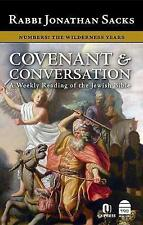 Covenant & Conversation Numbers: The Wilderness Years by Jonathan Sacks (Hardback, 2017)