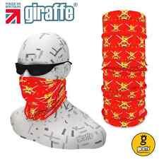British Army-501 Multifunctional Headwear Neckwarmer Snood Bandana Headband Tube