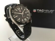 Tag Heuer Formula 1 2016 Black Mens Watch Genuine F1 MINT Condition Boxes XMAS