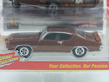 1971 Pontiac GTO Johnny Lightning Jlmc001