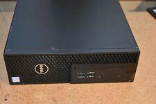 Dell Precision 3420 Workstation Xeon E3-1245 v5 3.5GHz 8GB 128GB SSD Win 10 WiFi