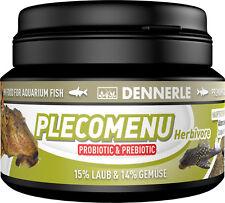 Dennerle Premium Fish Food: Pleco Menu 100ml for Pleco, Catfish