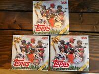 NEW 2020 Topps Holiday Mega Box Sealed MLB Baseball Walmart Exclusive ⚾️