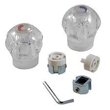 Danco 80010 Universal Small Acrylic Faucet Handles
